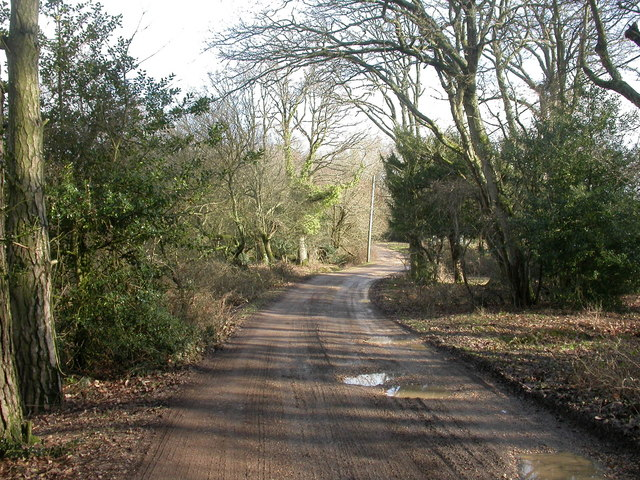 Ossemsley, access road