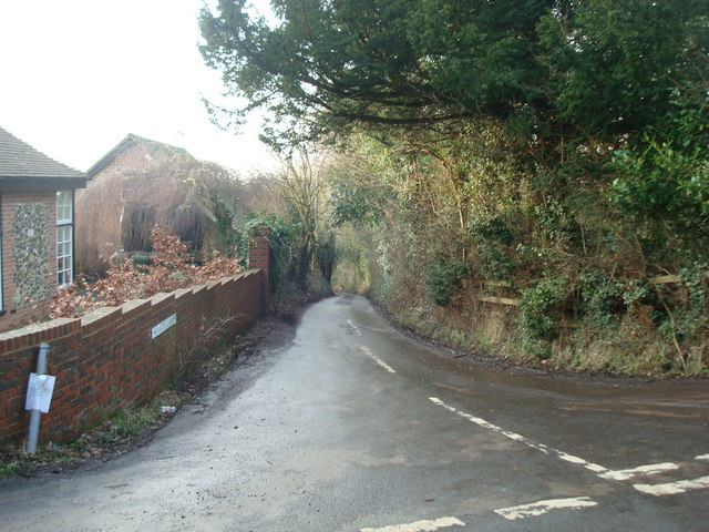 Knatts Lane, near West Kingsdown