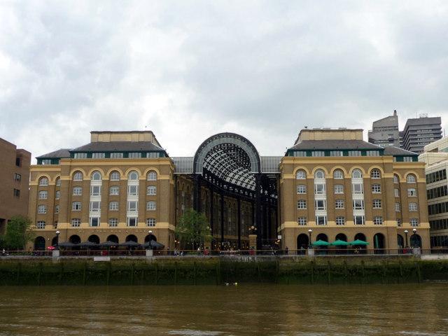 Hay's Galleria, London SE1