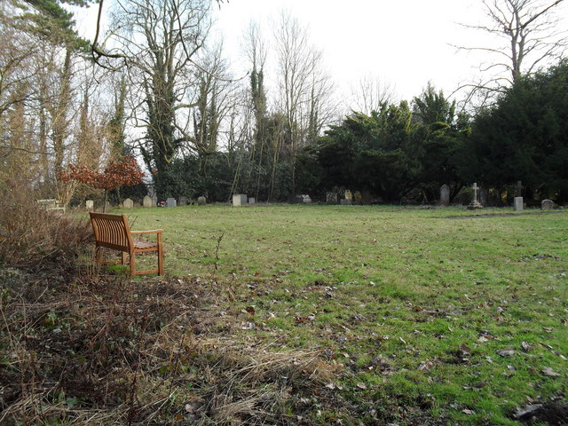 "Site of the ""new"" church at Treyford"