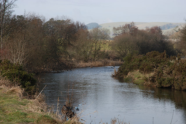 Bend of the River Wye / Afon Gwy