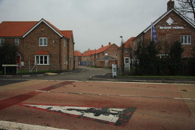 Saxonfields Drive