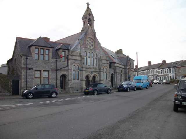 St Joseph RC Church