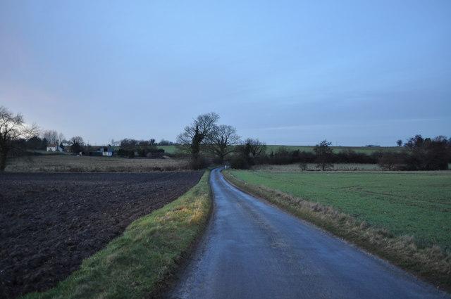 Road to Sisland