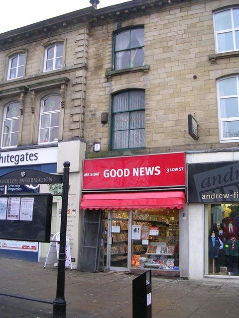 Good News - Low Street