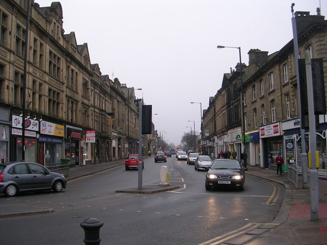 North Street - from Low Street