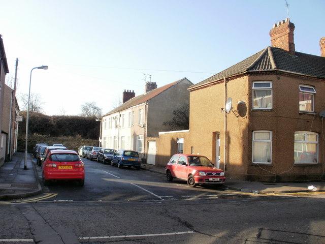 Machen Street, Grangetown