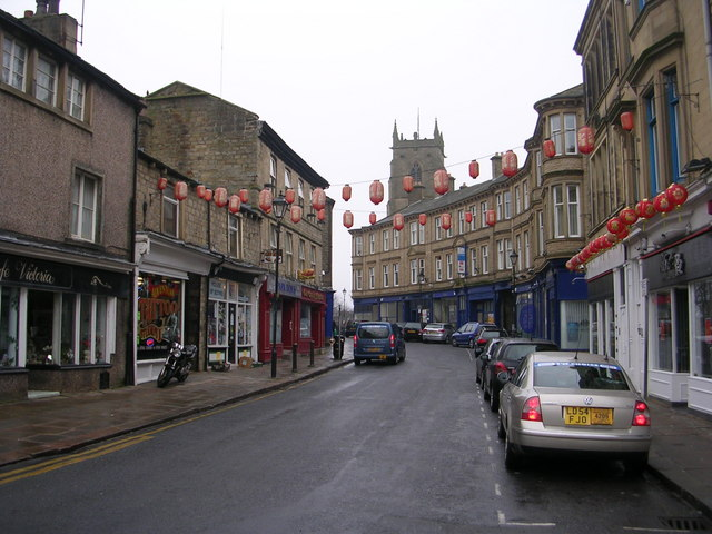 Church Street - Bridge Street
