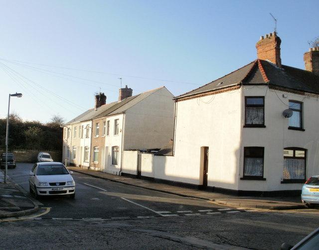 Van Street, Grangetown, Cardiff
