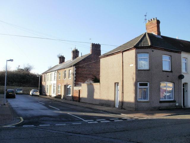 Rudry Street, Grangetown