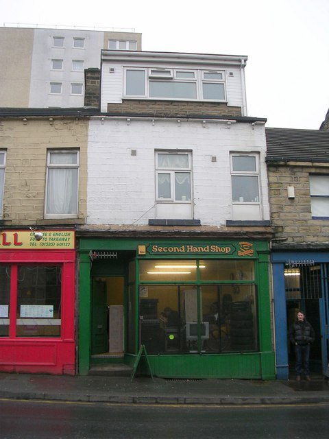 Second Hand Shop - Bridge Street