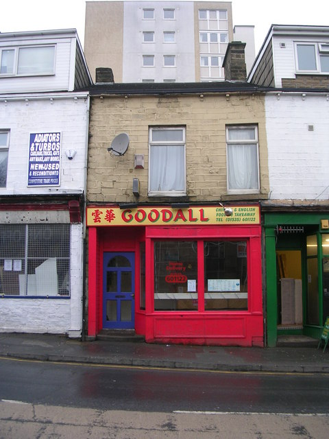 Goodall Chinese Takeaway - Bridge Street