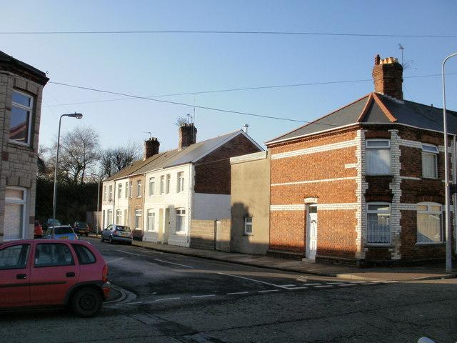 Bedwas Street, Grangetown