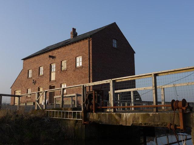 Walk Mill, near Waverton