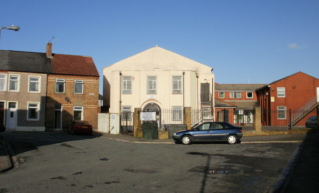St Patrick's Parish Hall, Grangetown