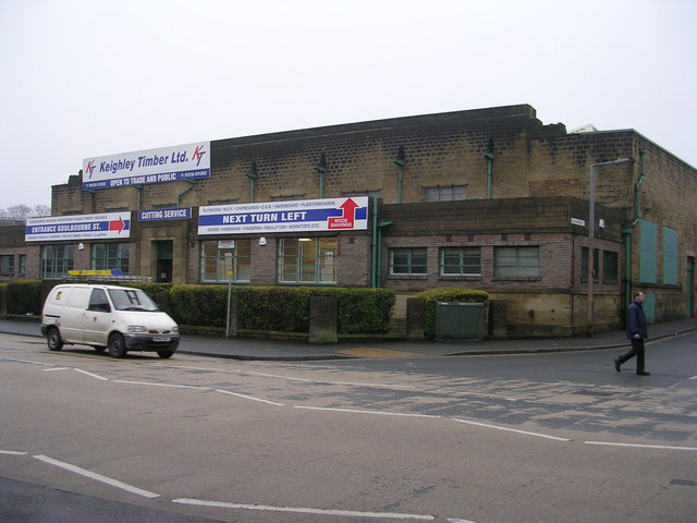 Keighley Timber Ltd - Bridge Street
