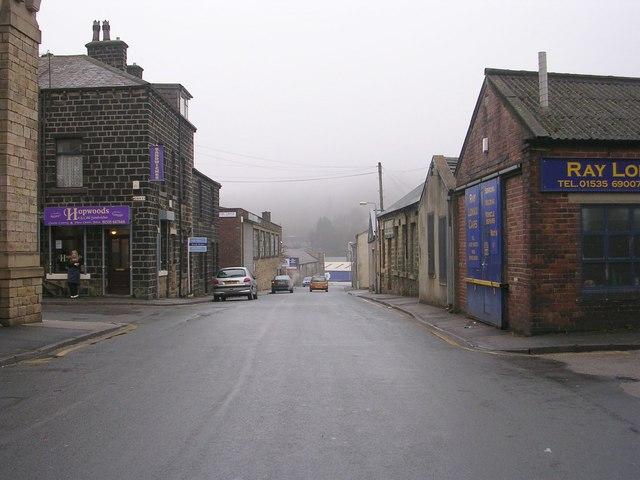 Marley Street - Bridge Street
