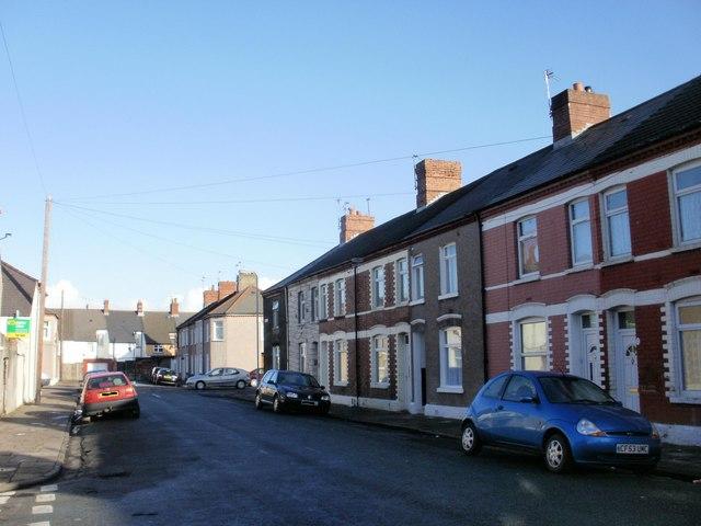 Rookwood Street,Grangetown