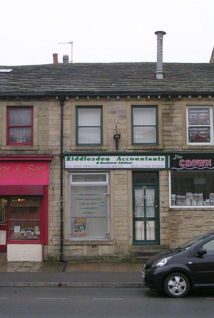 Riddlesden Accountants - Bridge Street