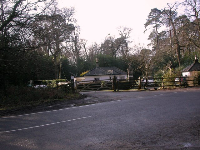 Hinton, Forest Lodge