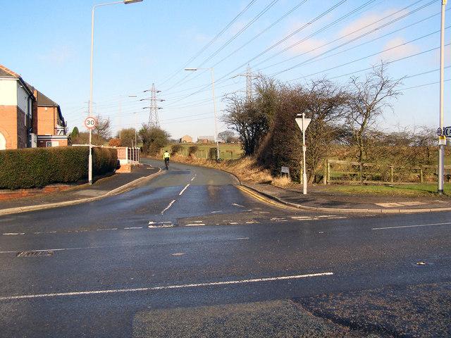 Bradley Fold Road