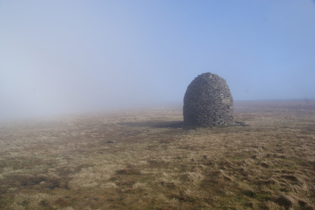 Scout Cairn, Pendle Hill