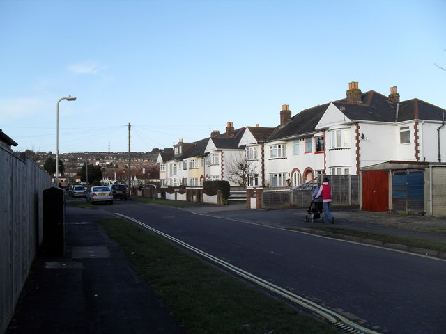 Houses in The Downsway