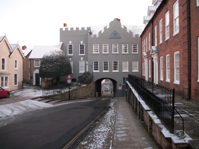 Ludlow's Broad Gate