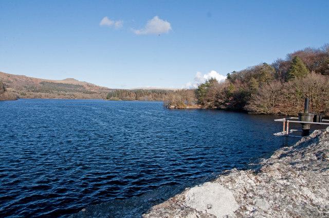 Burrator Reservoir - Dartmoor