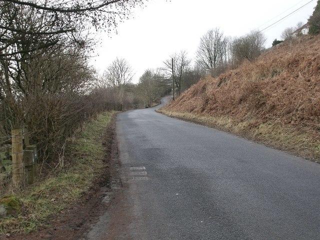 The Coach Road, Kilsyth