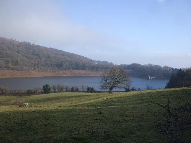 Wentwood Reservoir
