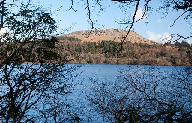 Burrator Reservoir and Sheeps Tor - Dartmoor