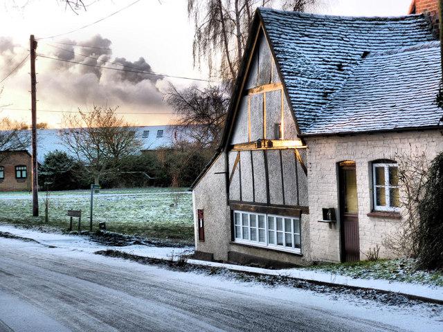 Culham village green
