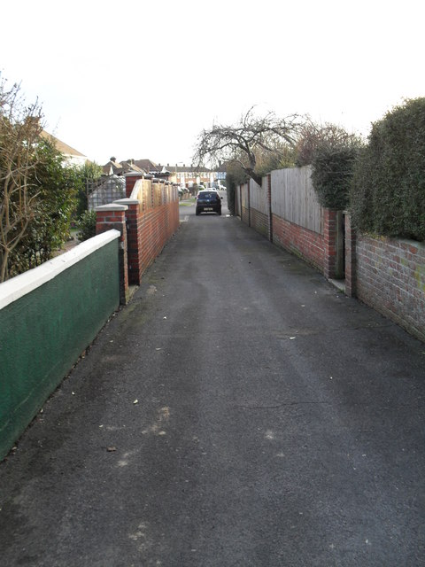 Passage from The Crossway to The Close