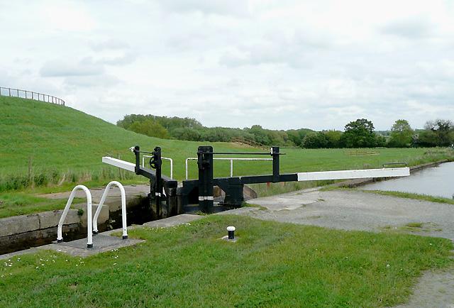 Hurleston Locks No 3, Llangollen Canal, Cheshire