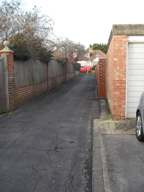 Passage from The Close to  The Crossway
