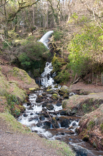 Overspill, Devonport Leat - Dartmoor  (II)