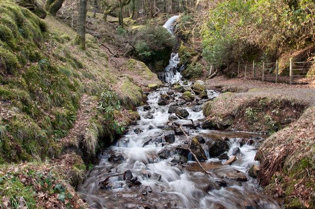 Overspill, Devonport Leat - Dartmoor