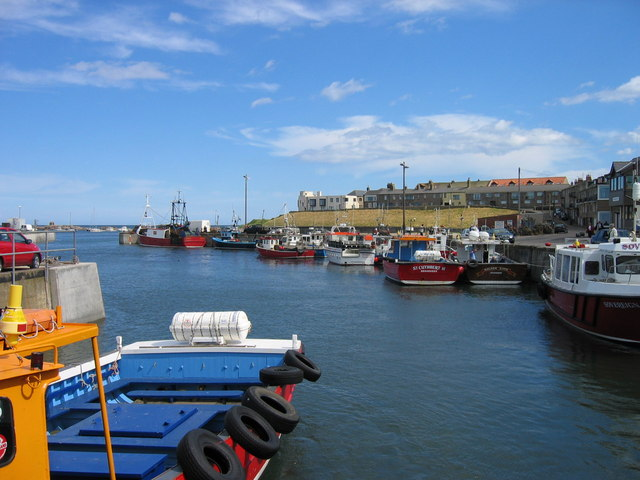 Seahouses Harbour