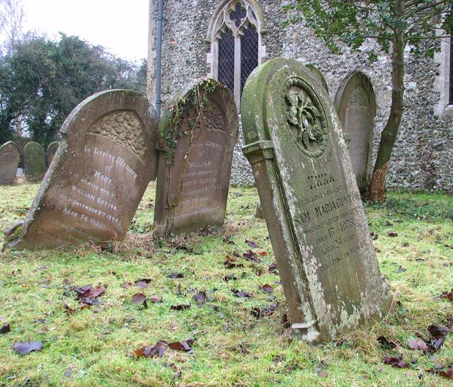 St Michael's church - churchyard