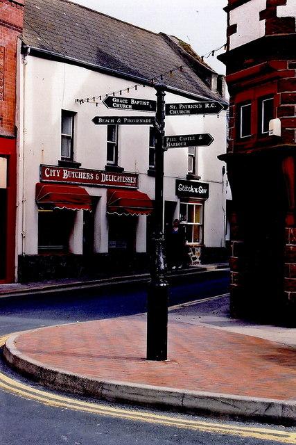 Peel - Market Street - City Butchers and Delicatessen