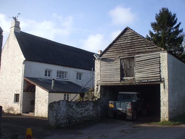 Great Llanmelyn Farm