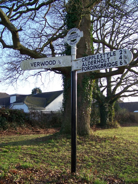 Finger post, Eastworth