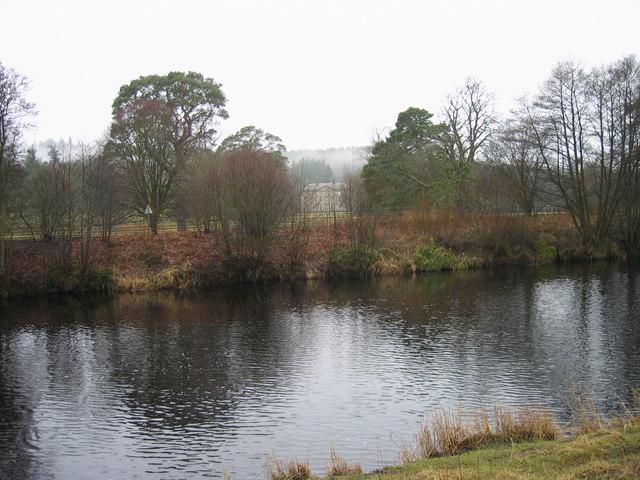 River North Tyne and Hesleyside