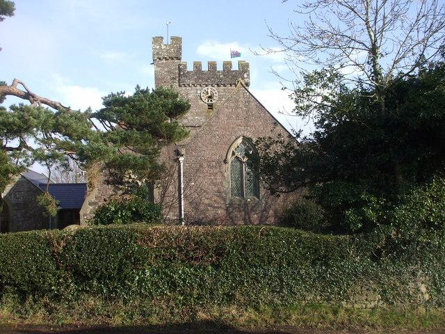 Church of St Thomas a Becket, Shirenewton
