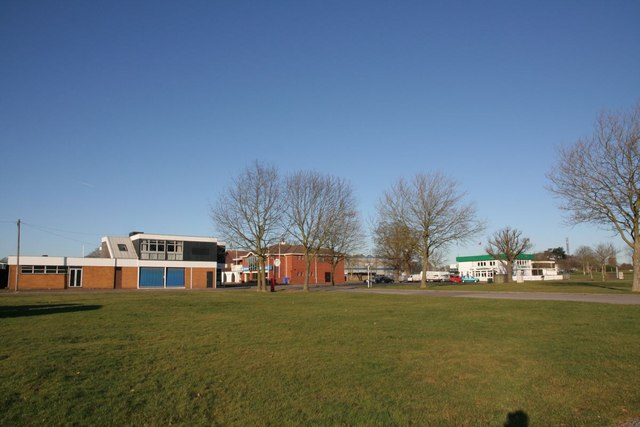 Buildings at Stoneleigh