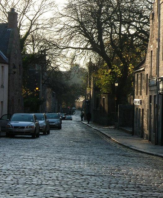 High Street, Old Aberdeen