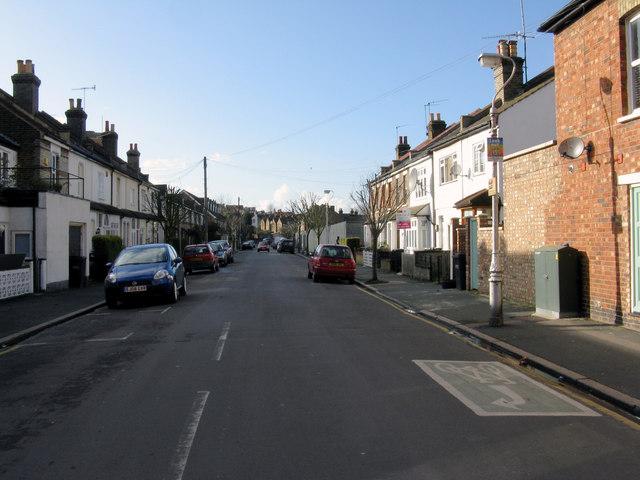 Croydon:  Cranmer Road