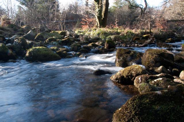 River Meavy - Dartmoor
