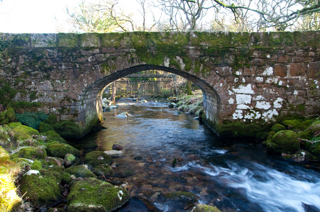 Norsworthy Bridge - Dartmoor